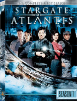 'Atlantis' Season One DVD